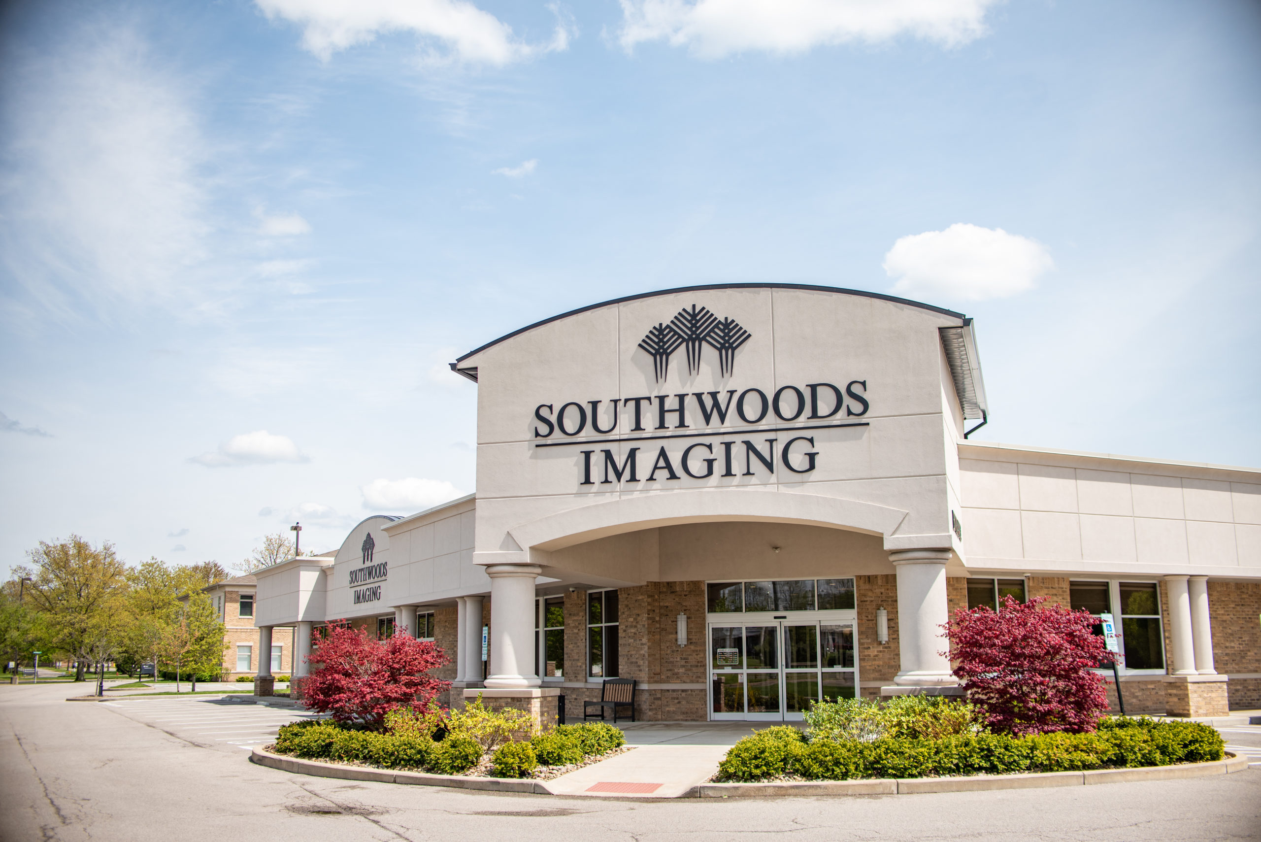 Southwoods imaging entrance